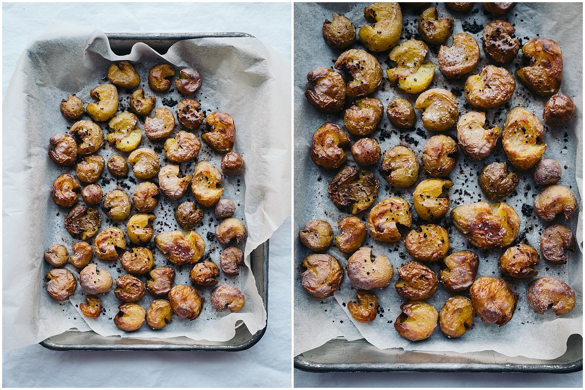 gesunder Kartoffel Salat