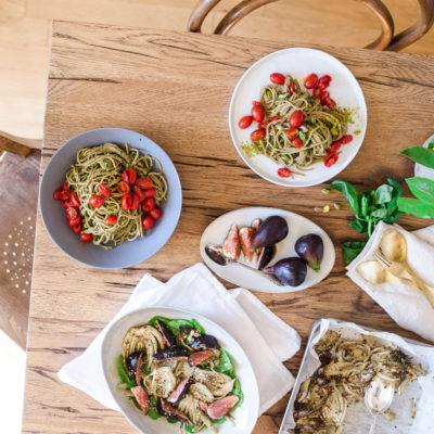 Mags-Frisch-Rezept-Tavolata-Avo-Pesto-Spaghetti-und-Fenchel-Feigen-Salat