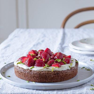 Mags-Frisch-Rezept-Schokoladen-Kuchen-mit-Erdbeeren